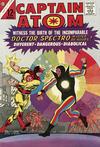 Cover for Captain Atom (Charlton, 1965 series) #79