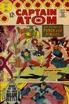 Cover for Captain Atom (Charlton, 1965 series) #85