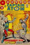Cover for Captain Atom (Charlton, 1965 series) #87