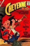 Cover for Cheyenne Kid (Charlton, 1957 series) #44
