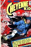 Cover for Cheyenne Kid (Charlton, 1957 series) #54