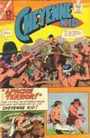 Cover for Cheyenne Kid (Charlton, 1957 series) #57