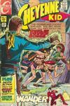 Cover for Cheyenne Kid (Charlton, 1957 series) #71