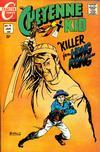 Cover for Cheyenne Kid (Charlton, 1957 series) #76