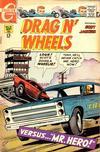 Cover for Drag N' Wheels (Charlton, 1968 series) #30