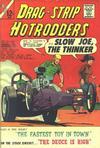 Cover for Drag-Strip Hotrodders (Charlton, 1963 series) #4