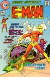 Cover for E-Man (Charlton, 1973 series) #1
