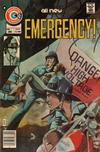 Cover for Emergency (Charlton, 1976 series) #1
