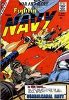 Cover for Fightin' Navy (Charlton, 1956 series) #89