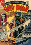Cover for Ghost Manor (Charlton, 1968 series) #15