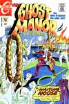 Cover for Ghost Manor (Charlton, 1971 series) #3