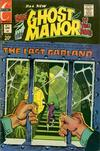 Cover for Ghost Manor (Charlton, 1971 series) #5