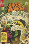 Cover for Ghost Manor (Charlton, 1971 series) #8