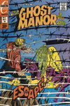 Cover for Ghost Manor (Charlton, 1971 series) #15
