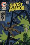Cover for Ghost Manor (Charlton, 1971 series) #25