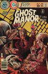 Cover for Ghost Manor (Charlton, 1971 series) #32