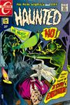 Cover for Haunted (Charlton, 1971 series) #3