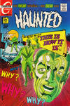 Cover for Haunted (Charlton, 1971 series) #5