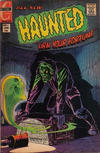 Cover for Haunted (Charlton, 1971 series) #6
