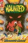 Cover for Haunted (Charlton, 1971 series) #10