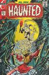 Cover for Haunted (Charlton, 1971 series) #15
