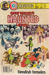 Cover for Haunted (Charlton, 1971 series) #37