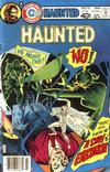 Cover for Haunted (Charlton, 1971 series) #48