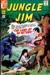 Cover for Jungle Jim (Charlton, 1969 series) #23