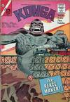 Cover for Konga (Charlton, 1960 series) #13