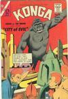 Cover for Konga (Charlton, 1960 series) #16
