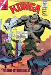 Cover for Konga (Charlton, 1960 series) #19