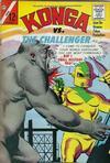 Cover for Konga (Charlton, 1960 series) #21