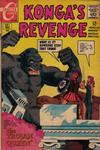 Cover for Konga's Revenge (Charlton, 1968 series) #1