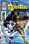 Cover for Monster Hunters (Charlton, 1975 series) #4
