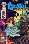 Cover for Monster Hunters (Charlton, 1975 series) #5