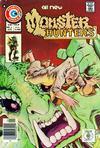 Cover for Monster Hunters (Charlton, 1975 series) #6