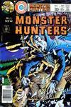 Cover for Monster Hunters (Charlton, 1975 series) #7