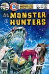 Cover for Monster Hunters (Charlton, 1975 series) #8