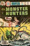 Cover for Monster Hunters (Charlton, 1975 series) #10
