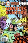 Cover for Monster Hunters (Charlton, 1975 series) #11