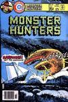 Cover for Monster Hunters (Charlton, 1975 series) #16