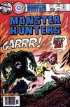 Cover for Monster Hunters (Charlton, 1975 series) #17
