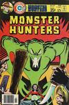 Cover for Monster Hunters (Charlton, 1975 series) #18