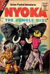Cover for Nyoka the Jungle Girl (Charlton, 1955 series) #19
