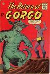 Cover for The Return of Gorgo (Charlton, 1963 series) #2