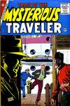 Cover for Tales of the Mysterious Traveler (Charlton, 1956 series) #1