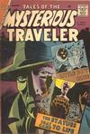Cover for Tales of the Mysterious Traveler (Charlton, 1956 series) #10