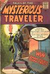 Cover for Tales of the Mysterious Traveler (Charlton, 1956 series) #12