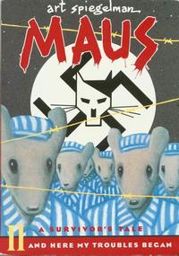 Cover Thumbnail for Maus: A Survivor's Tale (Pantheon, 1986 series) #2 - And Here My Troubles Began