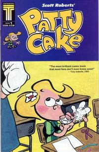 Cover Thumbnail for Patty Cake (Caliber Press, 1996 series) #1